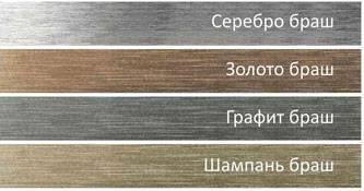 Декоры профиля