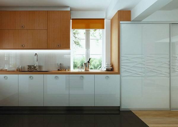 Кухонный шкаф-купе
