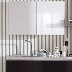 Коллекция алюминиевых профилей для кухонных баз, плинтусов и планок для столешниц Premial® Contemp for kitchen