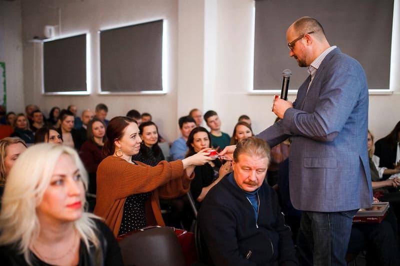 Семинар «Мебельный бизнес 2019» в Кирове