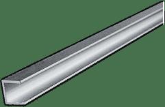 Планки для стеновых панелей 6 мм_Торцевая