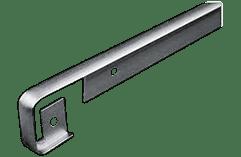 Планки для столешниц 28 мм_Щелевая R9