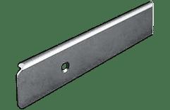 Планки для столешниц 38 мм_Торцевая