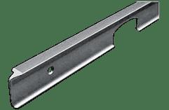 Планки для столешниц 38 мм_Угловая