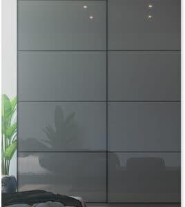 Узкорамочная система профиля Elephant для шкафов-купе